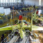 Производство истребителя Су-35