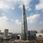 Южная Корея и небоскреб Lotte World Premium Tower