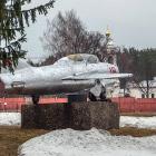 Место гибели Гагарина сегодня