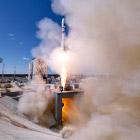 Первый запуск ракеты с космодрома Восточный