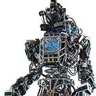 Человекоподобный робот Atlas