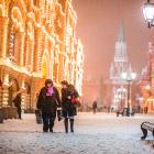 Невероятно красивая Москва