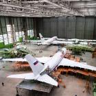 Производство самолётов Ил-96-300 и Ан-148