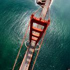 Сан-Франциско с высоты: жемчужина солнечной Калифорнии