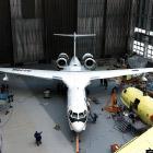 Производство самолётов-амфибий в Таганроге