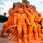 Сказки из песка