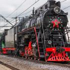 Железнодорожный салон Экспо 1520