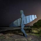 Скульптуры у моря 2017