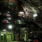 Erlebnisbergwerk Merkers — глубочайшая туристическая шахта Европы