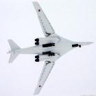 Полёт нового самолета Ту-160