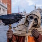 Маски венецианского карнавала