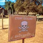 Разминирование в Лаосе. Как это делается
