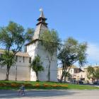 Прогулка по Астрахани