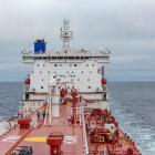 Как перевозят нефть на танкере