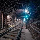 Тоннели метро времён Великой Отечественной войны