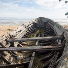 Белое море и кладбище карбасов