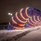 Как в Москве убирают снег