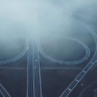 «Вымерший» город: как выглядит с дронов закрытый город Ухань