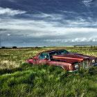 Старые заброшенные автомобили в Европе и США