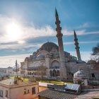 Сулеймание — Самая большая мечеть Стамбула