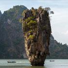 Остров Бонда и залив Панг Нга