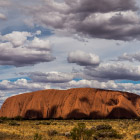 Улуру — самый большой камень на планете