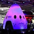 Новый космический корабль Dragon V2