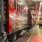 Как делают вагоны для поезда