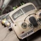 Впервые в России: соревнования на скорость среди ретро-автомобилей