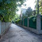 Самая короткая улица Москвы и самая маленькая площадь
